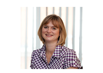 Lesley Cook, Events Manager, IRM UK