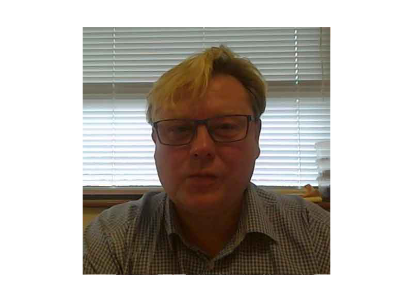 Neil Hyland, Financial Manager, IRM UK