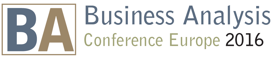 Business Analysis Conference Europe 2016