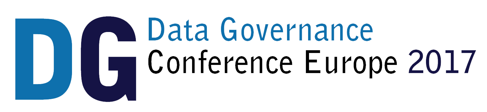 Data Governance Conference Europe - 2017